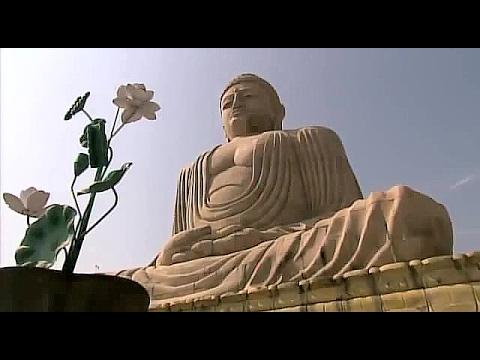 """Die Weltreligionen auf dem Weg: Buddhismus  Doku: """"Spurensuche"""" mit Hans Küng"""