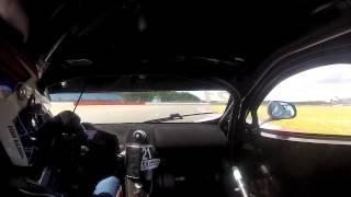 Jim Geddie - Silverstone GT Cup