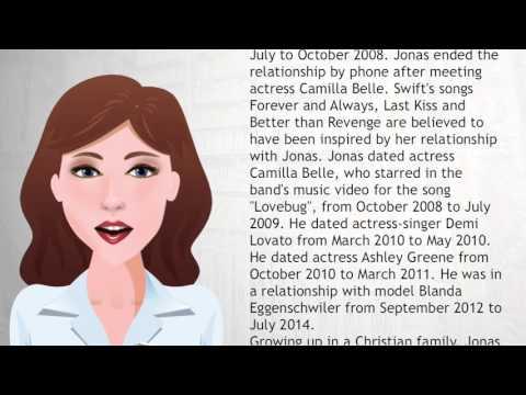 Joe Jonas - Wiki Videos