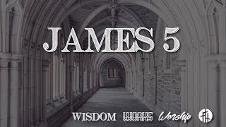 The Epistle of James - Part 35