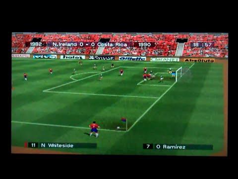 Viva Football Playstation Gameplay