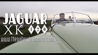 JAGUAR XK 120 ROADSTER - 1953 | GALLERY AALDERING TV