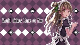 Maid Takes Care Of You (Maid x Listener) [ASMR]