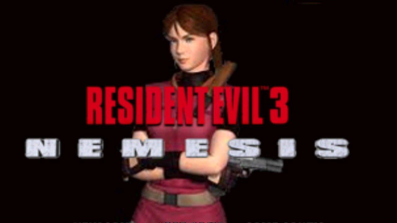Resident Evil 3 : Claire & Leon Hardcore + Randomizer REVISION 2 [ Playstation Mod ]