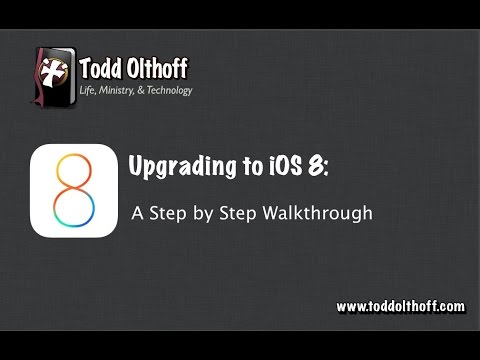 Upgrading To Ios Step By Step Walkthrough