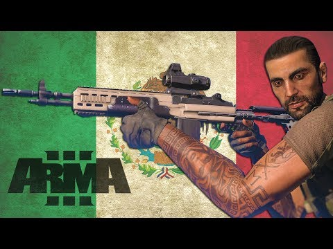 ESCAPE! Mexico (Arma 3) from YouTube · Duration:  26 minutes 7 seconds