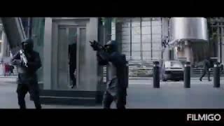 هاتلي فوديكا وجيفاز مع أقوى المشاهد القتالية في فيلم ذا روك وجايسون ستاثام الجديد 2019