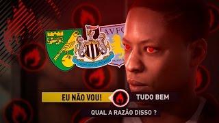 FIFA 17   Alex Hunter NÃO SERÁ EMPRESTADO !!!   THE EVIL JOURNEY #06 ‹ SHERBY ›