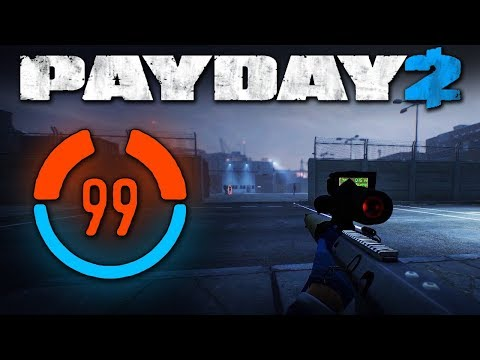 99 Detection Risk Solo Stealth (Payday 2, Shadow Raid, One Down)