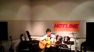 島村楽器イオン大日店にて開催されたHOTLINE2011店ライブオーディション...