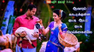 Aavaram kaattukulla kutty aattu kutty Thamil old movie songs whatts apps status