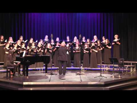 OVF - Noon Concert - WLU Maureen Forrester Singers - March 9, 2017