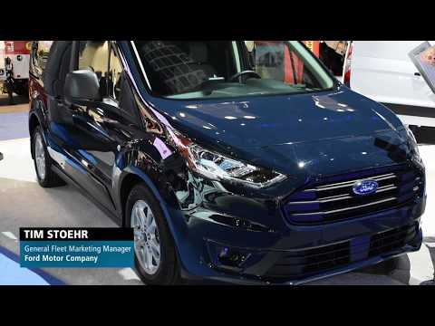 Focus On: 2019 Ford Transit Connect