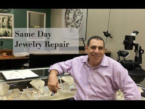 Same Day Jewelry Repair