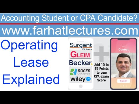 Introduction to Accounting for Leases New FASB Rules | Intermediate Accounting | CPA Exam FAR