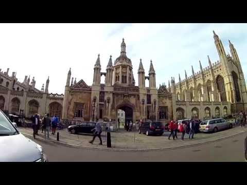 Erasmus en Cambridge - Vlog 01. Llegada y primer día.