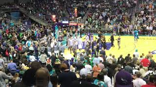 Charlotte Hornets honor Kemba Walker with video tribute in return to Charlotte
