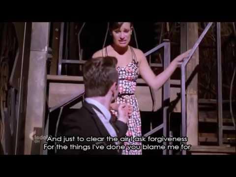 Glee - For Good (Full Performance with Lyrics)