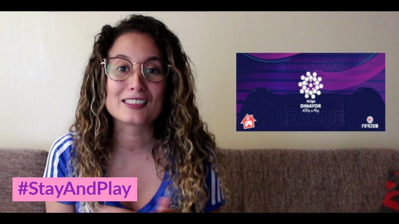 Inicia la LIGA DIMAYOR FIFA20 | STAYANDPLAY