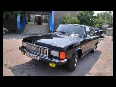 """""""После реставрации ГАЗ 3102 1987 года"""