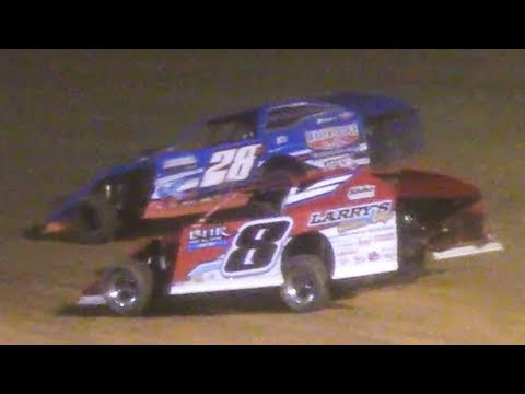 Modified Non-Qualifier Race | Tyler County Speedway | 6-30-18