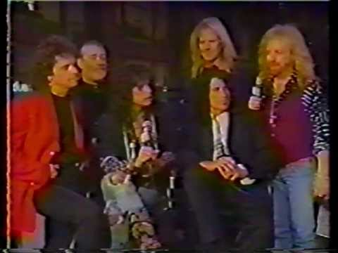 1994 MTV Awards - Aerosmith - Walk this way