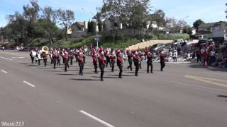 Castle Park HS - Bravura - 2015 Mt. Carmel Band Review