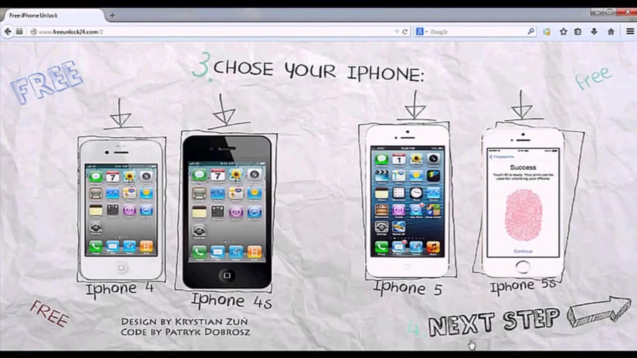 iphone 4s imei unlock code free