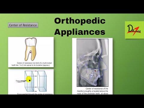 Orthopedic Appliances : Part II