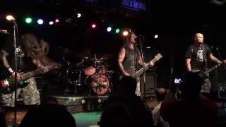 Ektomorf - Evil By Nature (live) 3/25/16 at Joe's Grotto in Phoenix, AZ