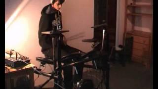 Metallica - Astronomy (drum cover)