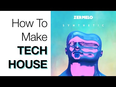 How To Make Tech House In 5 Minutes - FREE Sample Pack - ZermeloMusic.com