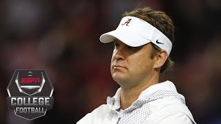 Lane Kiffin Is Taking Risky Route To Get Wins Fast | College Football Live | ESPN thumbnail