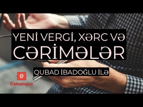 Yeni vergi, xərc və cərimələr bəlli oldu