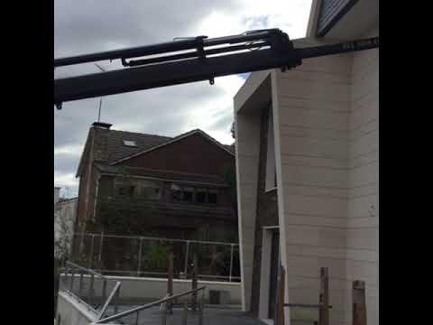 Instalación vidrio con ventosa TECNOCAT VR4