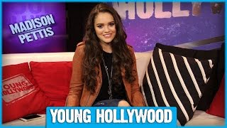 Madison Pettis on Her More Mature Role in DO YOU BELIEVE?