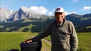 Video Sulle Dolomiti con bici elettrica Ktm una goduria !!! (parte 1) download MP3, 3GP, MP4, WEBM, AVI, FLV November 2017