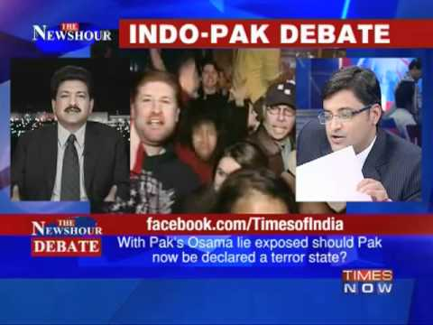 Debate: Was Osama Pakistan state guest? - 3