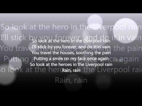 Liverpool Rain - Racoon (lyrics)
