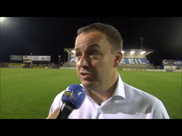 ASV Geel interview Bart Janssens   19-9-2020