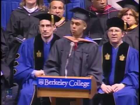 Berkeley College Commencement,2013