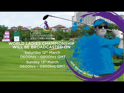 Mission Hills World Ladies Championship 2016 Round 4