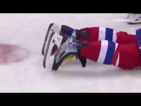 Коньки Овечкина воодушевили Орлова на гол и победу над Бобровским