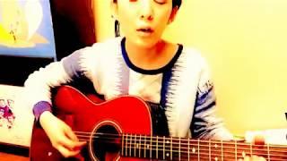 ハンバートハンバートの一番好きな曲を弾いて歌いました。 中村いぶきで...