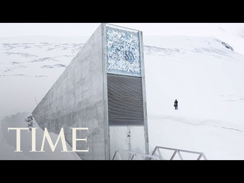 Norway's Underground Doomsday Seed Vault Is Under Threat From Climate Change | TIME