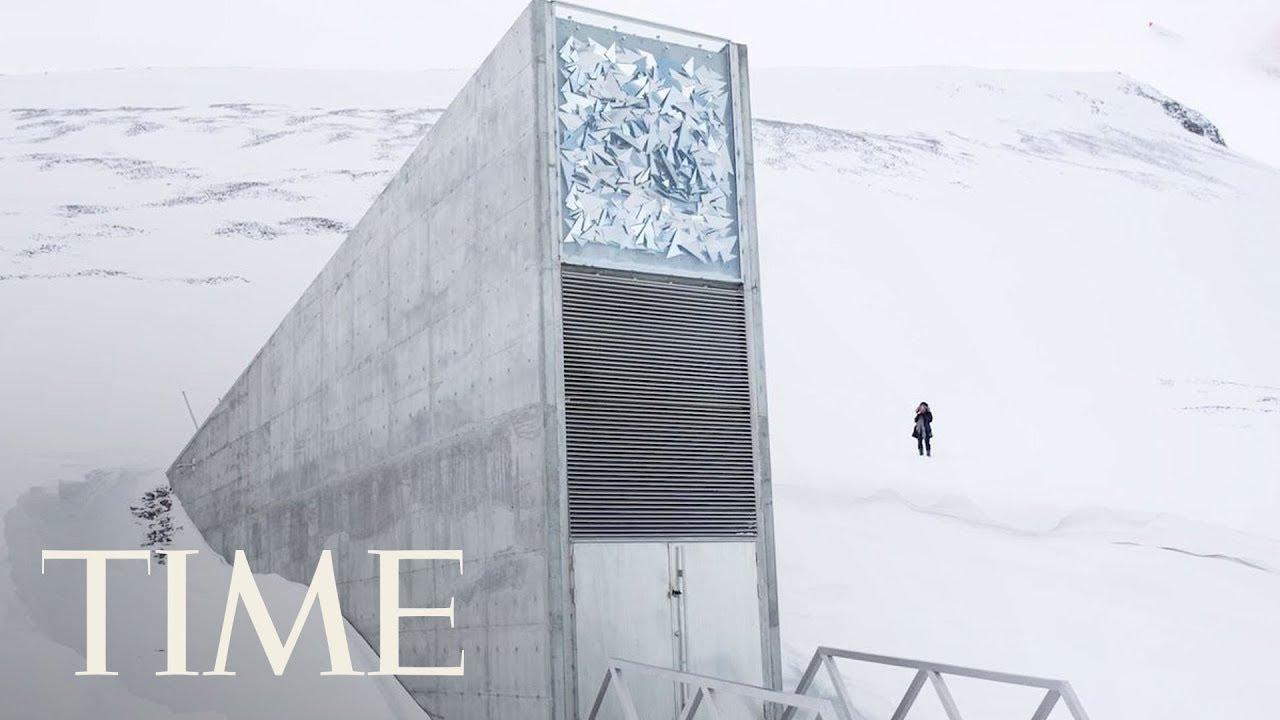 Norway S Underground Doomsday Seed Vault Is Under Threat From