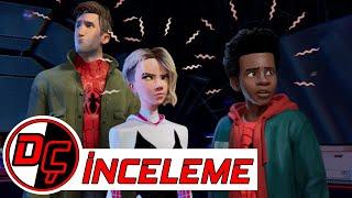 EN İYİ SPIDER-MAN FILMI?? - SPIDER-MAN INTO THE SPIDER-VERSE İNCELEME