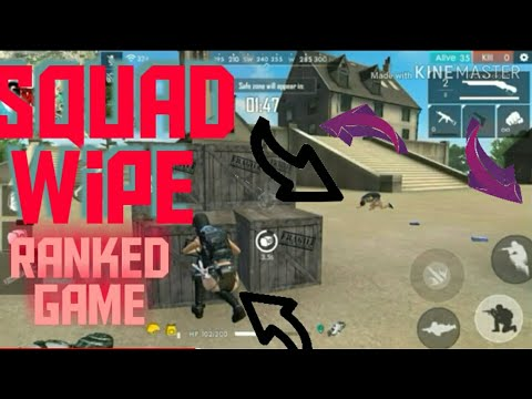Free Fire    Insane Highlights Clips From Ranked Games From Gaming World   