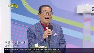 전국노래자랑 부여군편, 송해 선생님이 들려주는 '꿈꾸는 백마강' (TV캡쳐)