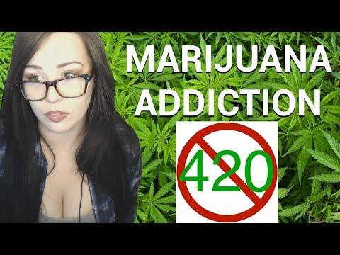 My Marijuana Addiction